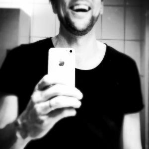Happy selfie